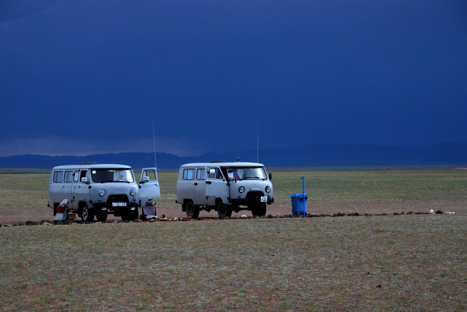 Purgon, das russiche Geländewagen