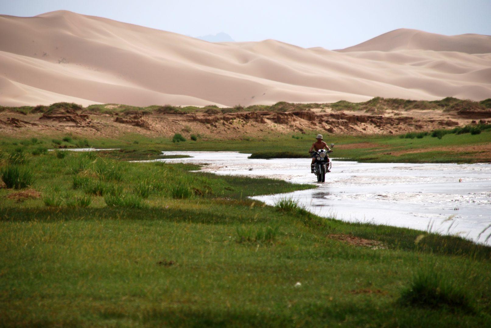 Sanddüne Chongorin Els
