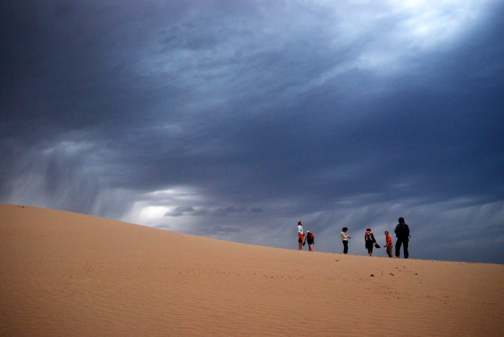 Gobi und Steppe: Chongor Sanddüne
