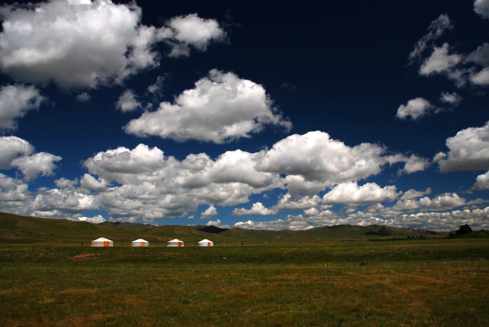 Mongolei-Reise: Rundreise in die Gobi