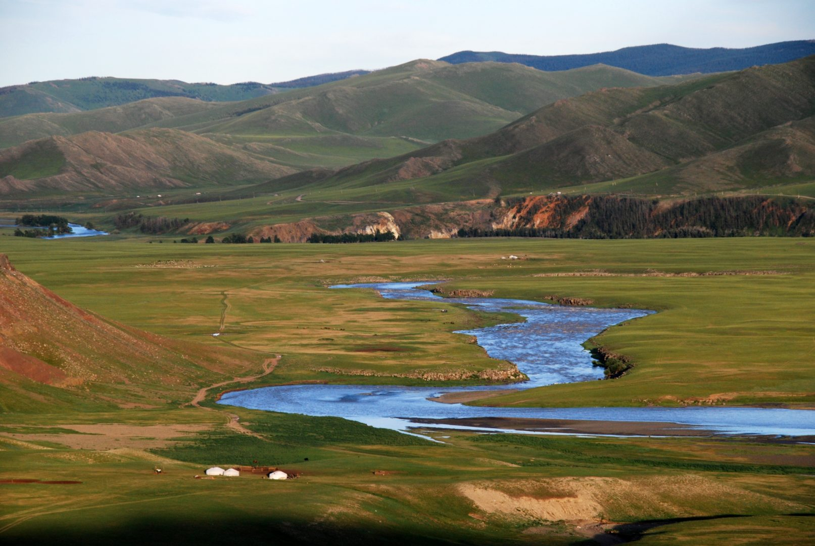 Mongolei, Norden