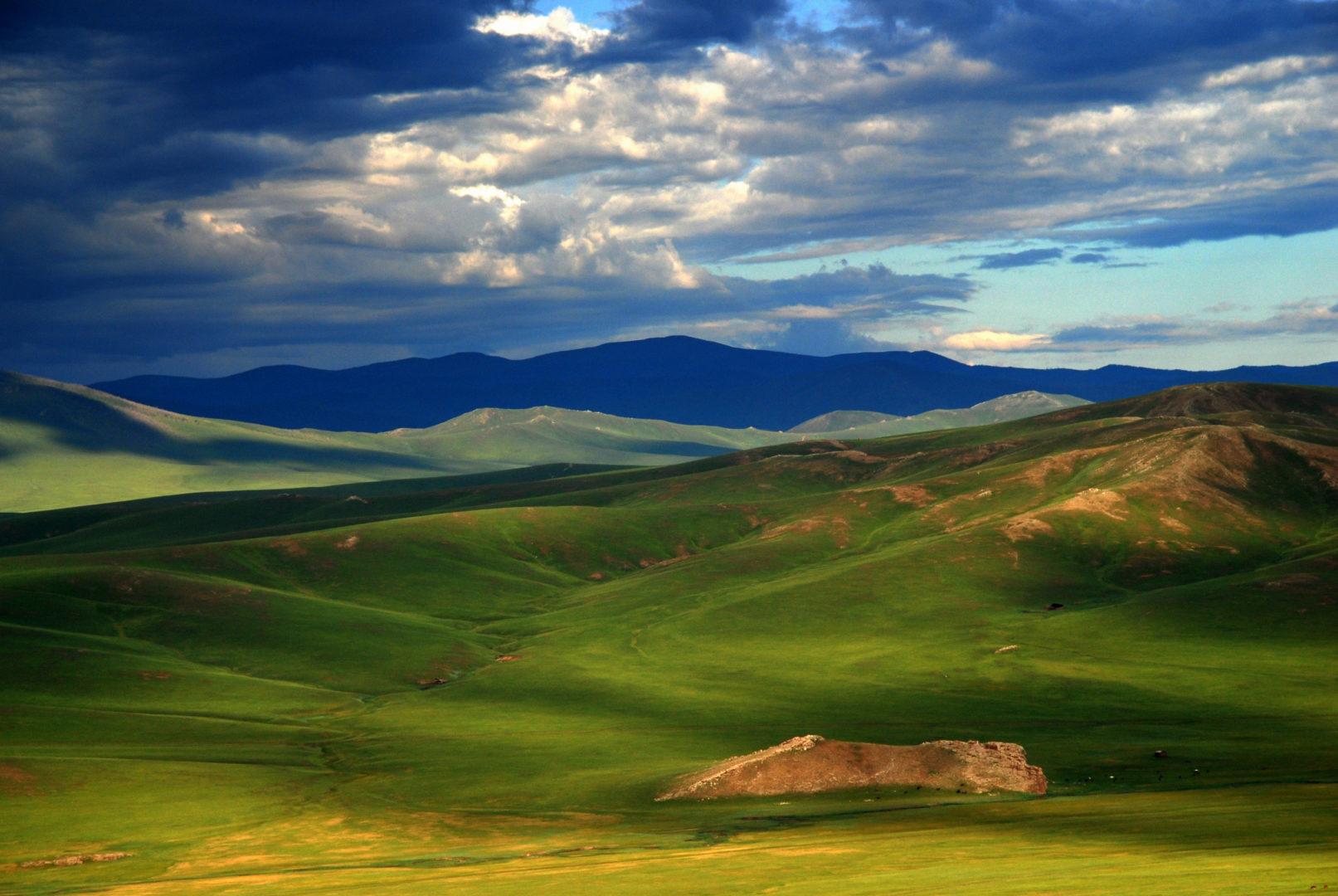 Nordmongolei