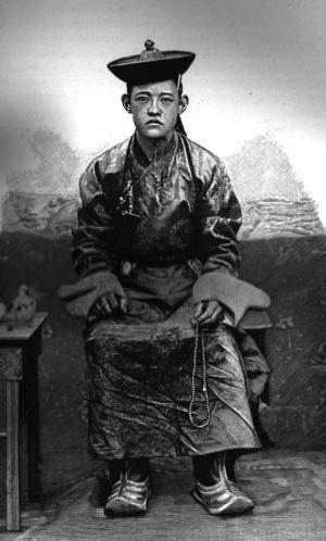 Mongolei-Reise: Bogd Khan