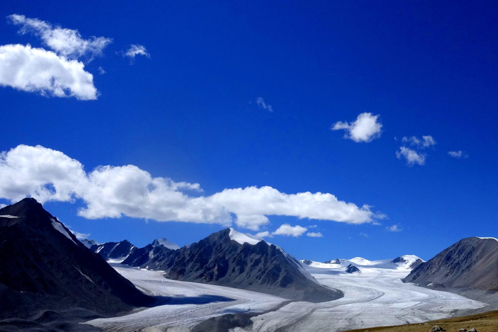 Mongolei-Reise: Fünf-Königs-Massiv am Altai-Gebirge