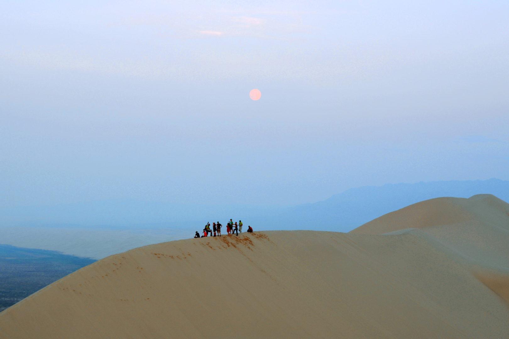 Große Mongoleireise: Chongor-Sanddüne