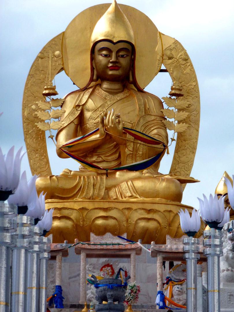 Norden der Mongolei: Kloster Amarbayasgalant