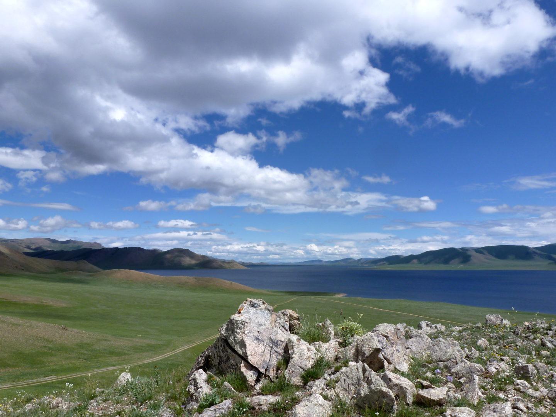 Mongolei-Reise: Steppe und Taiga
