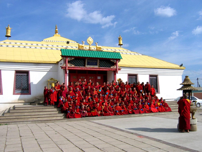 Mongolei-Reise, Literatur: Mönche