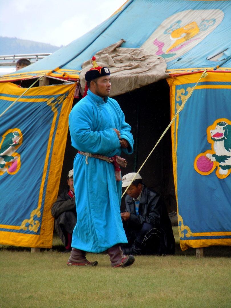 Naadam-Fest, Ringer