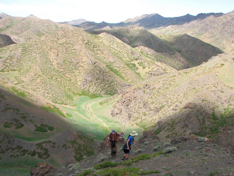 Gurwan-Saichan-Gebirge