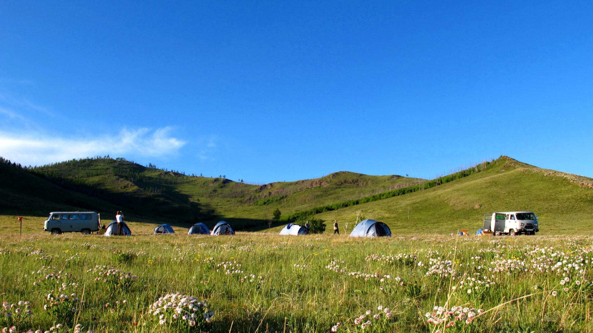 Norden der Mongolei