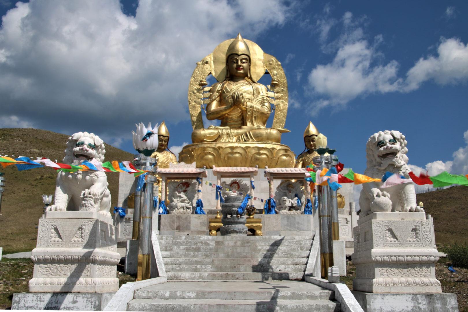 Steppe und Taiga: Amarbayasgalant Kloster