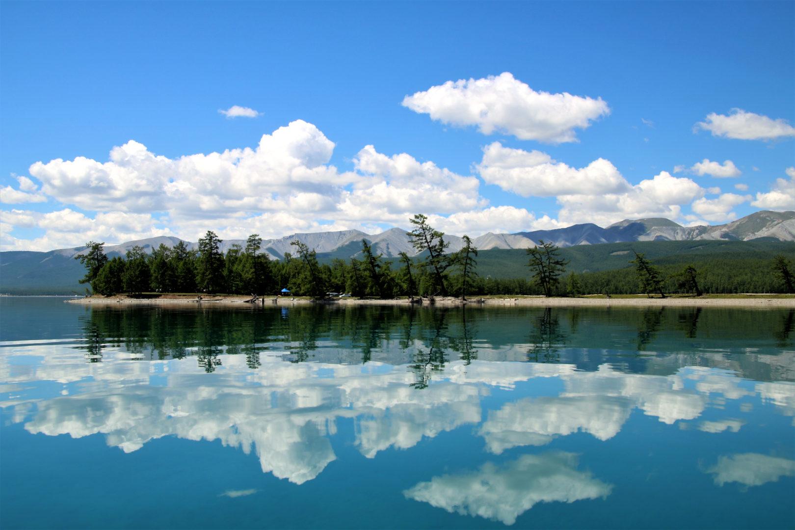 Mongolei-Reise: Nordmongolei