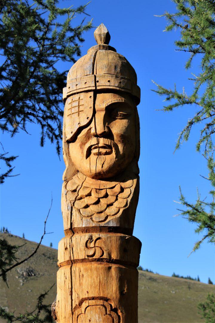 Monumente Ostmongolei