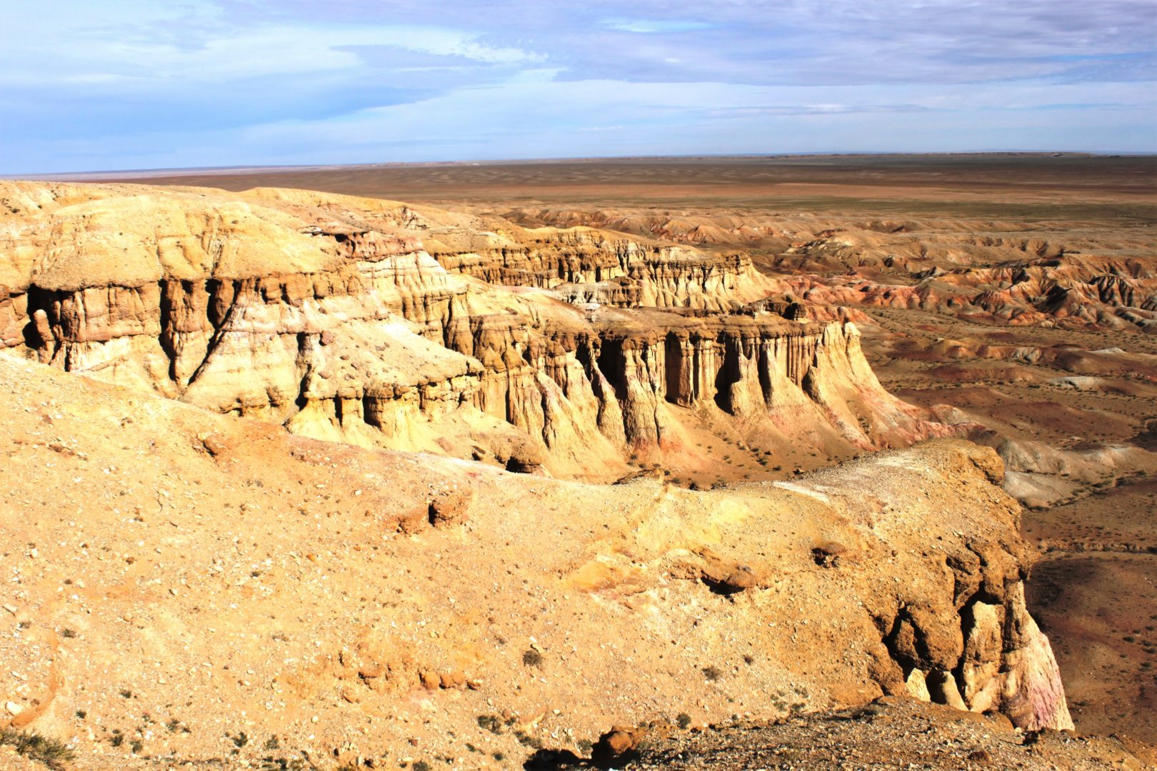 Mongolei-Reise: Gobi und Steppe