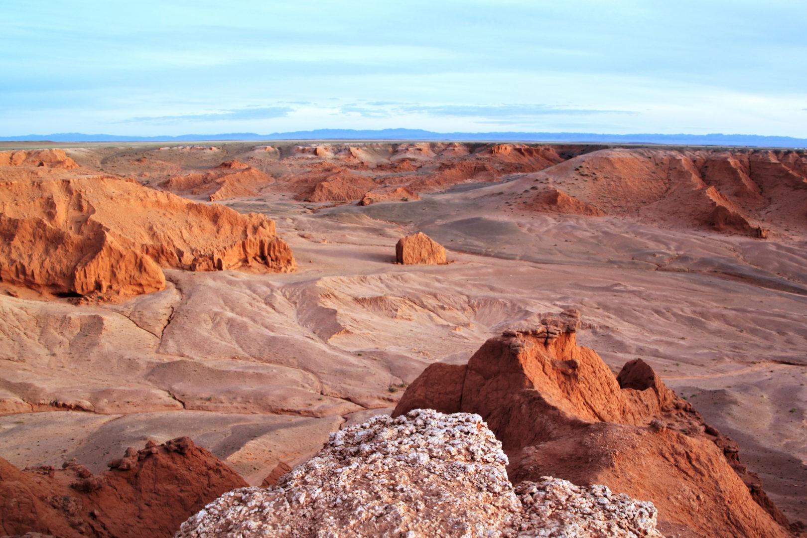 Mongolei-Reise: Wüste Gobi