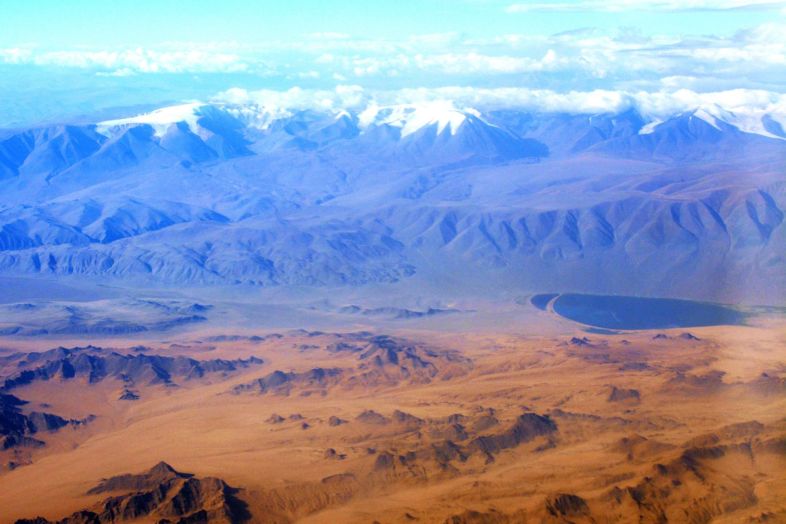 Mongolei-Reise: Altai-Gebirge