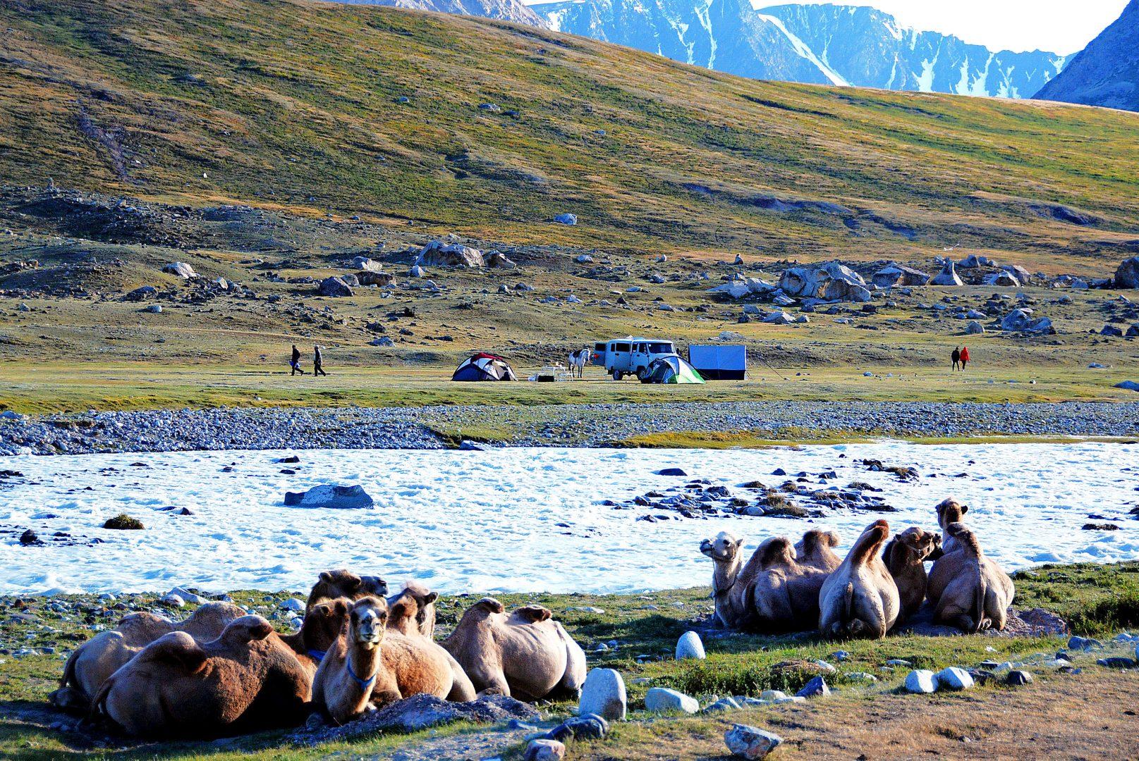 Mongolei-Reise: Am Altai-Gebirge Westmongolei