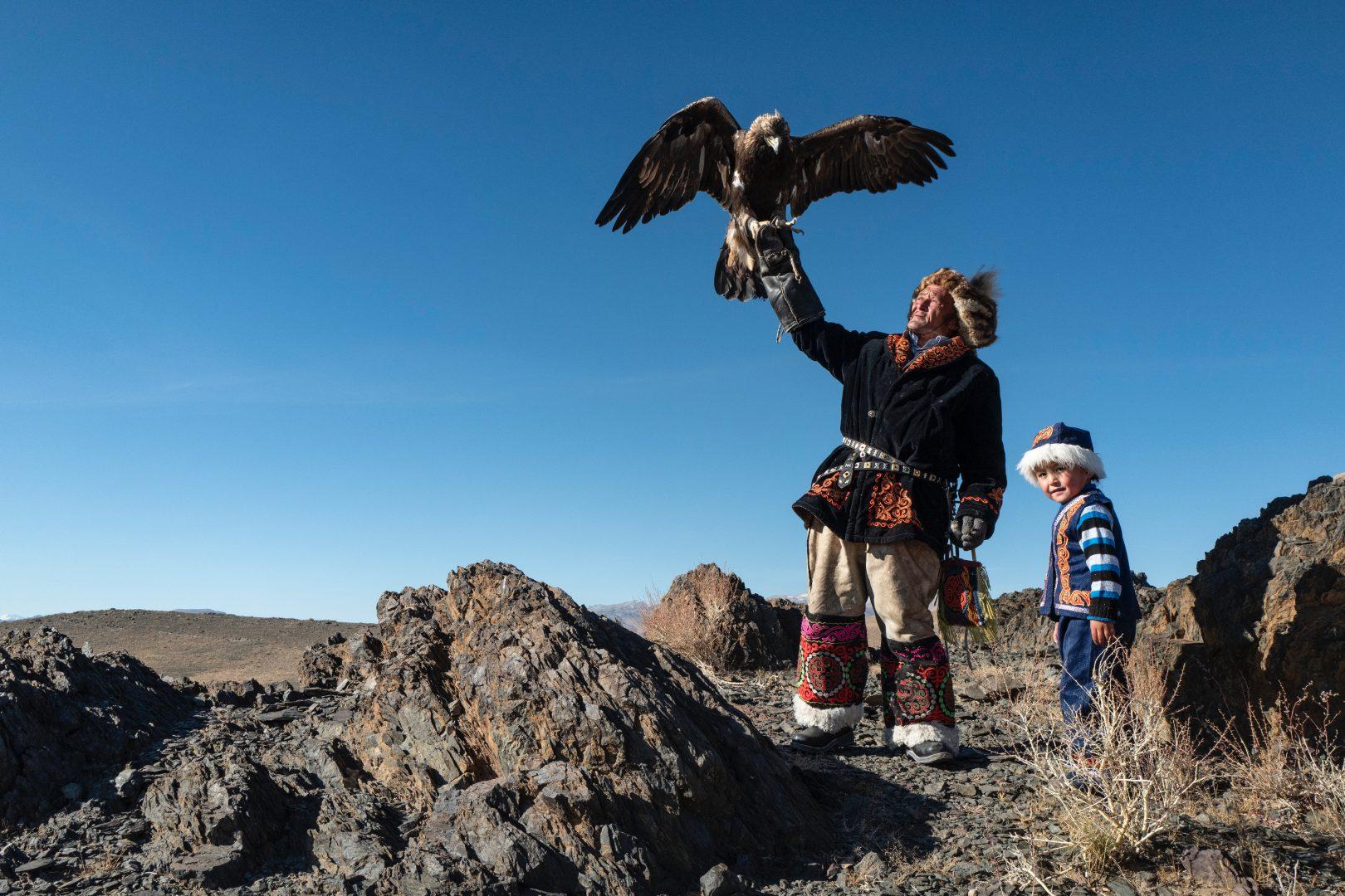 Mongolei-Reise: Adlerjäger